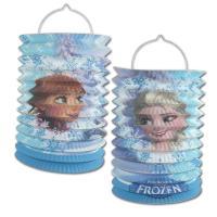 """1 Geburtstagsdeko Zuglaterne """"Frozen"""" mit Olaf oder Anna..."""