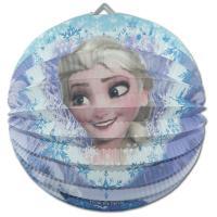 """1 Geburtstagsdeko Lampion """"Frozen"""" mit Olaf oder Anna &..."""
