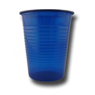 10 Plastikbecher blau für Ihr Partygeschirr