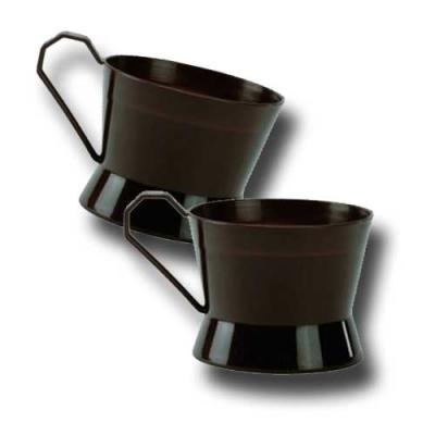 Tassenhalter braun