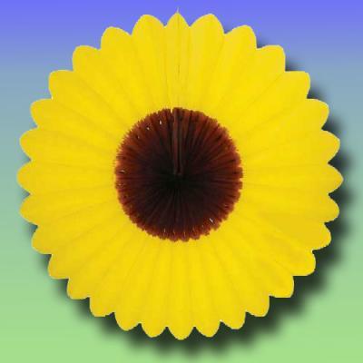 """""""Sonnenblume"""" Rosette"""