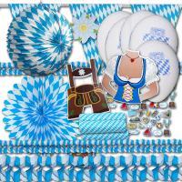 Oktoberfest Deko Set Grundausstattung von ordeno.eu -...