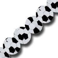 Girlande im Fußball Design für die passende Fußball...