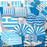 """""""Griechenland"""" Länderdekoset groß"""