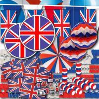"""""""Großbritannien"""" Dekoset groß"""