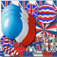 """""""Großbritannien"""" Grundausstattung"""